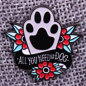 All You Need is DOG Pin