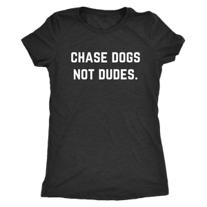 Chase Dogs Tee