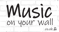 Music on your wall