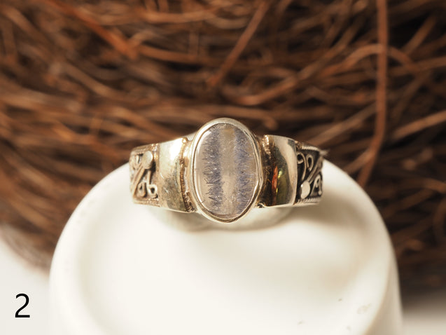 Dumortierite Ring - kaiasparksdesigns