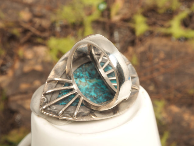 Turquoise Ring - kaiasparksdesigns