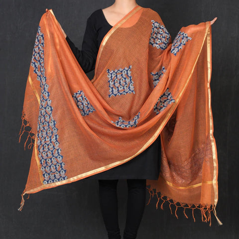 Kota Doria Silk Cotton Dupattas
