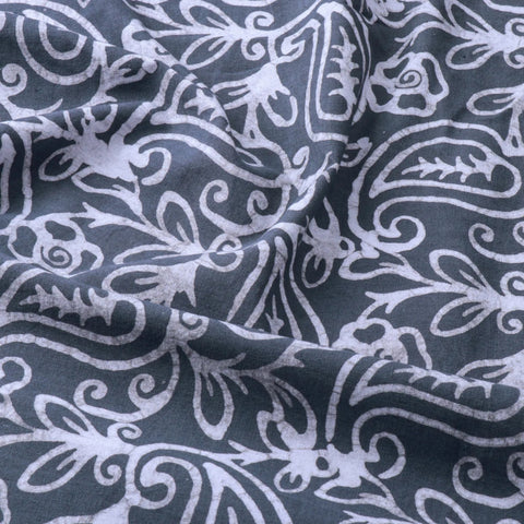Hand Printed Batik Fabrics from Madhya Pradesh & Kutch Regions