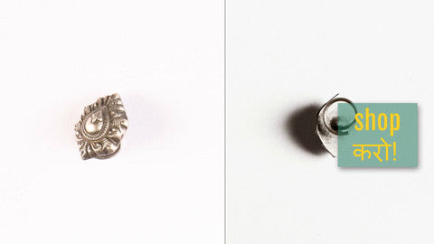 ✽ Sterling Silver Nosepins & Clip-on ✽