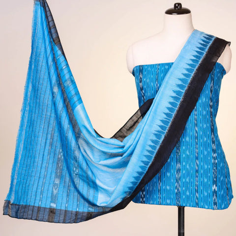 Ikat Dress Materials From Odisha & Telangana