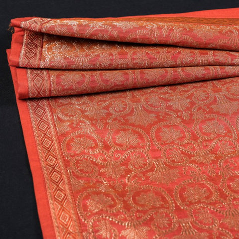 Traditional Pure Banarasi Handwoven Silk Table Runners