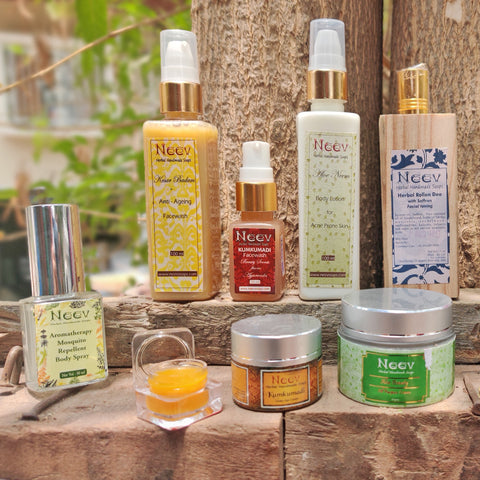 Neev Natural Herbal Handmade Products from Jamshedpur