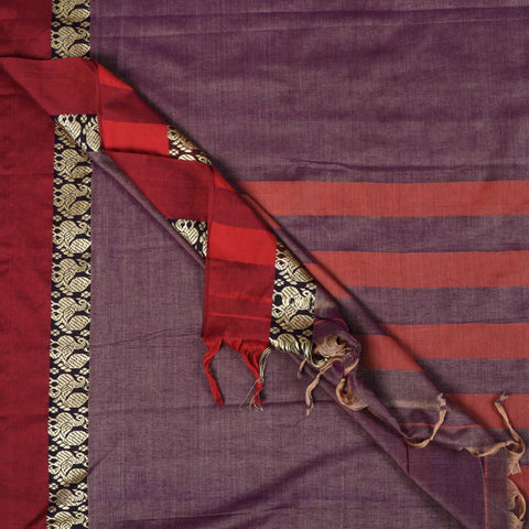 Narayanpet Handwoven Silk & Cotton Sarees