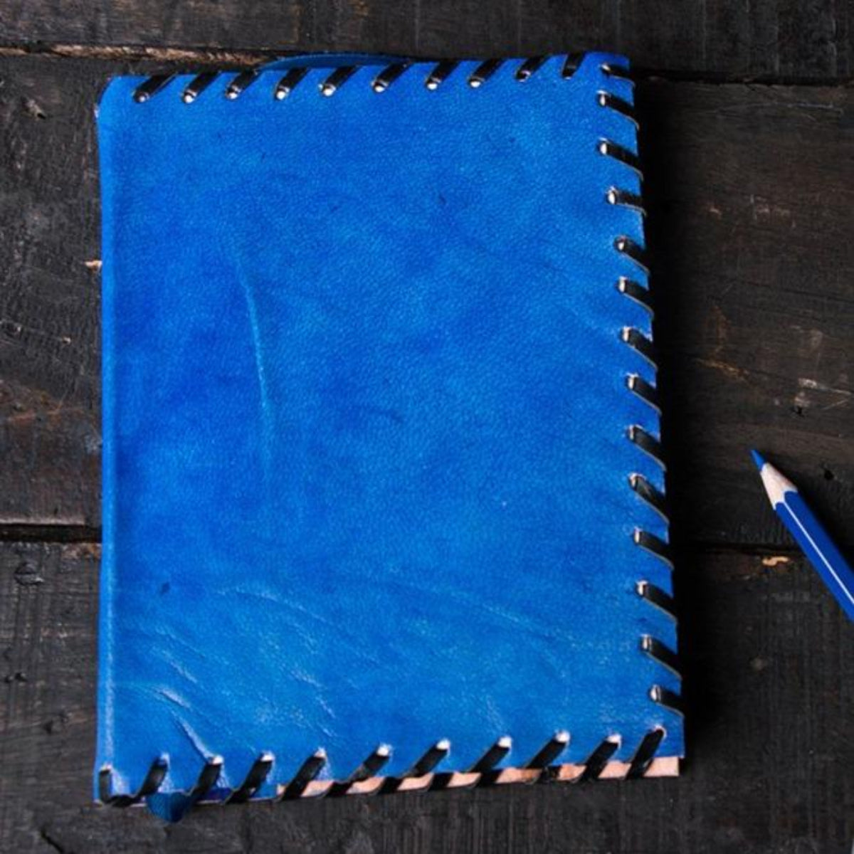 Leather Cover Handmade Notebooks