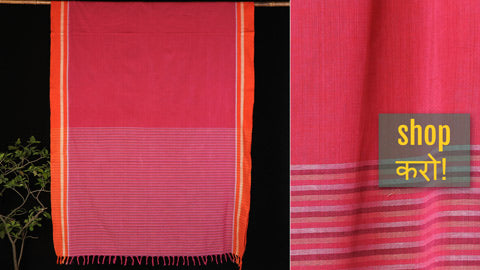 Begumpuri Handwoven Cotton Sarees of Bengal