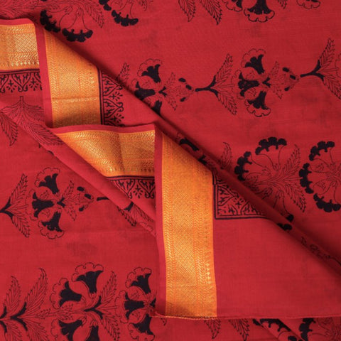 Pure Handloom Organic Kala Cotton, Mangalgiri & Mul Cotton Sarees - Curated by Vividh