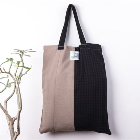 Handcrafted Carry Bags by Green by Goonj