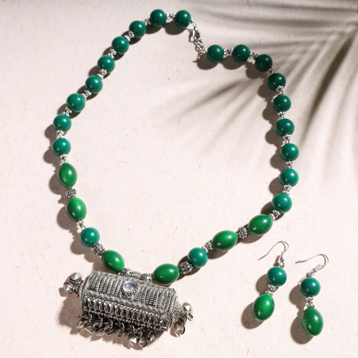 German Silver Oxidised Jewelry