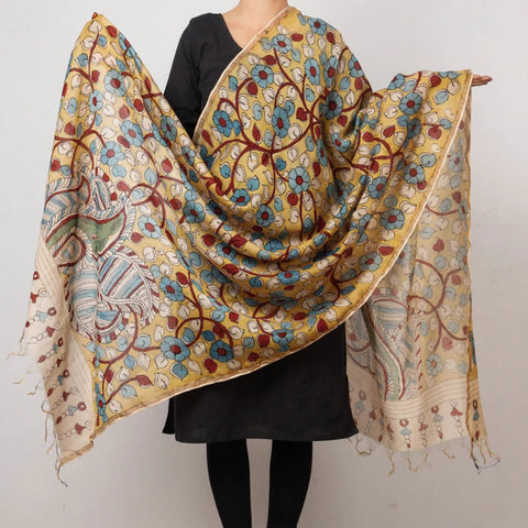 Natural Dyed Dupattas