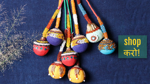 Handmade Latkans - Tassels for Clothing
