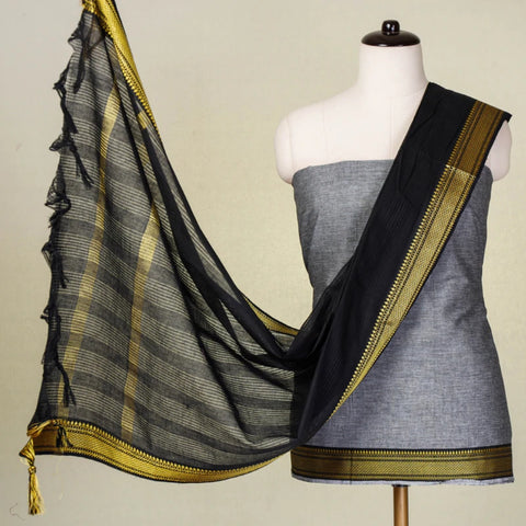 Handloom Mangalgiri Dress Materials