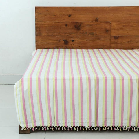 Pure Cotton Bhagalpuri Single Bed Covers