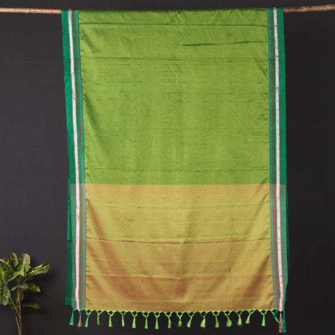 Traditional Ilkal Khun Silk & Narayanpet Mercerised Cotton Sarees