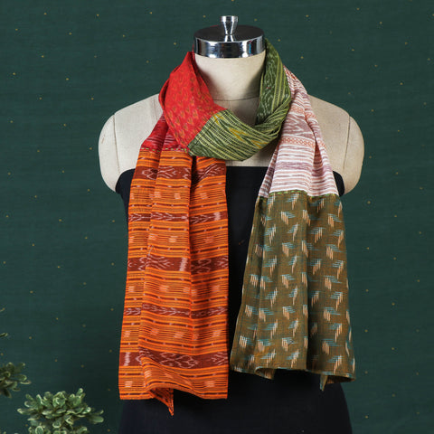 Ikat Fabart Pure Cotton Stoles by Stoles & Scarves