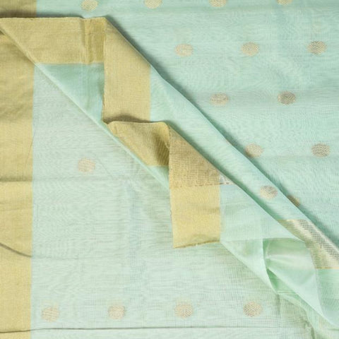 Traditional Chanderi Silk Zari Weave Handloom Sarees by Rauph Khan