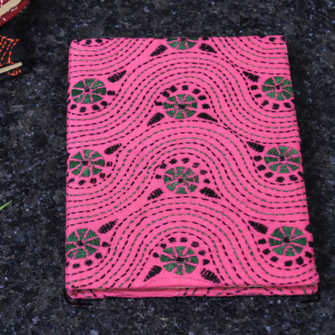 Bengal Kantha Work Handmade Notebooks by Asalkaar