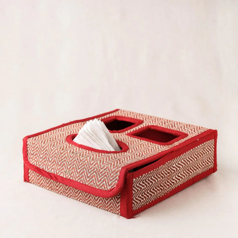 Handcrafted Tissue Boxes
