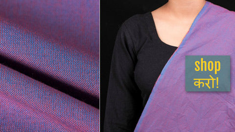 Aha!Vastra - Pure Handloom Cotton Fabrics from Jhiri