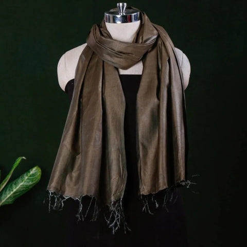 Tussar Silk Weaves Stoles