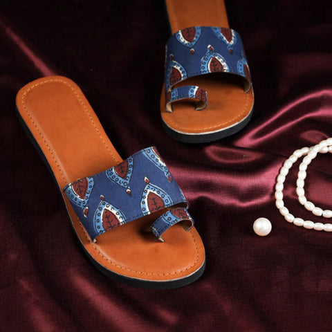 Traditional Indian Footwear for Women