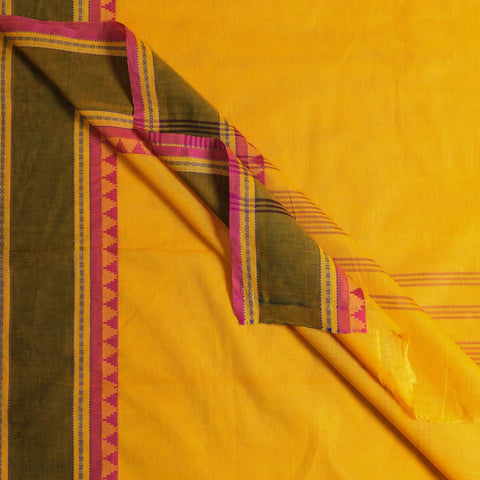 Traditional Woven Chettinad Silk Cotton Sarees
