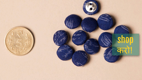 ❁ Handmade Button Sets for Clothing by ButtonBaaz ❁