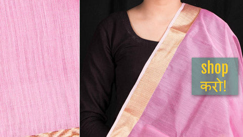 ✽ Exclusive! Pure Handloom Chanderi Silk Fabrics by Rauph Khan ✽