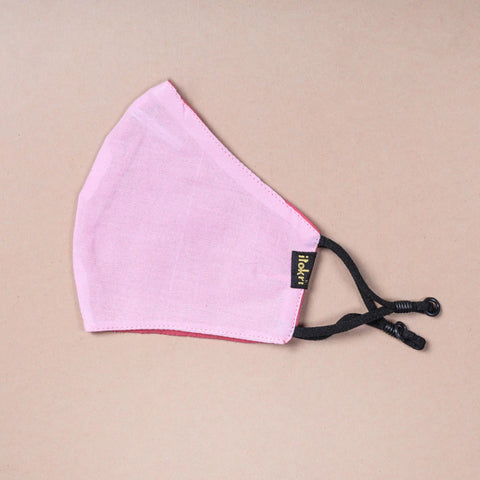 Now Available! Handmade Cotton Face Mask in Various Styles