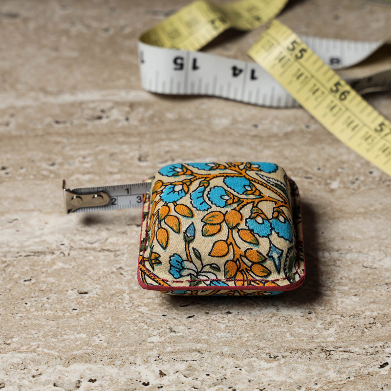 Sukriti Block Printed Multipurpose Measuring Tape