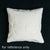 Original Chain Stitch Crewel Wool Thread Hand Embroidery Cushion Cover (12 x 12 in)