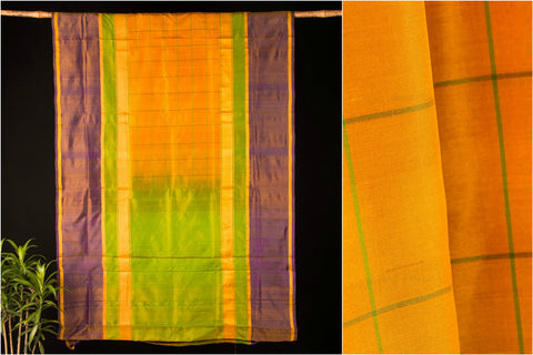 Uppada Pattu Silk Anushka Pure Handloom Saree