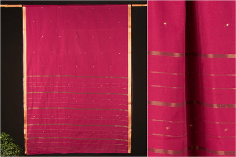 Narayanpet Fine Cotton Handloom Saree