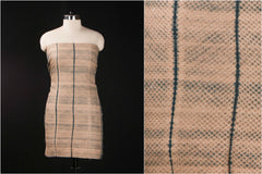 Special Nui Shibori Tussar Silk Dress Material by Disha