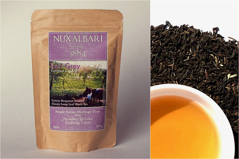 Nuxalbari Tea Company - Earl Grey Leaf Tea