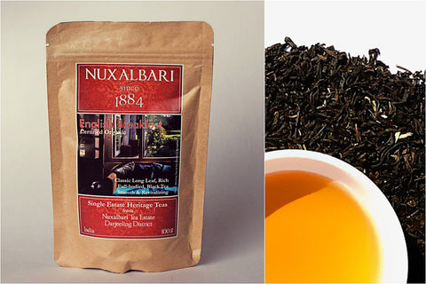 Nuxalbari Tea Company -  English Breakfast Leaf Tea