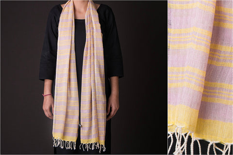 Bengal Handwoven Cotton Stole