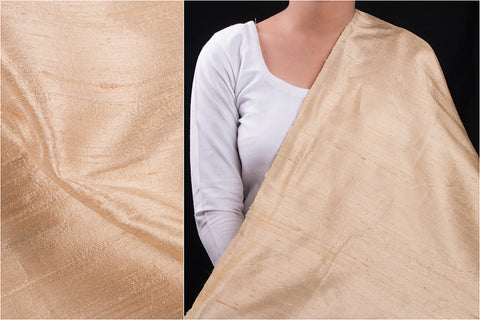 Pochampally Handwoven Raw Silk Fabric