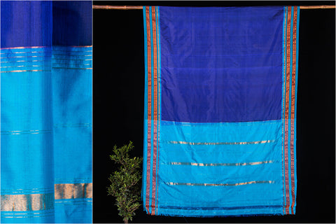 Special Pure Silk Narayanpet Handloom Saree with Zari