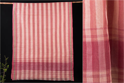Godavari Cotton Handloom Saree by DAMA