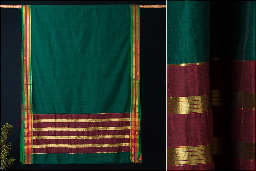 Classic Nagpuri Handloom Cotton Saree
