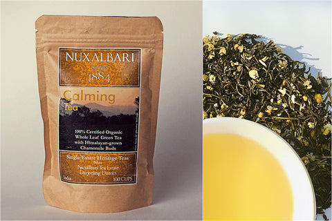 Nuxalbari Tea Company - Calming Tea