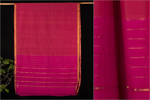 Godavari Jamuna Cotton Saree with Blouse by DAMA