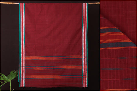 Traditional Narayanpet Handloom Cotton Saree