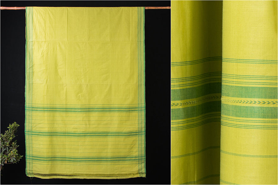 Godavari Kalanjali Cotton Saree with Blouse by DAMA