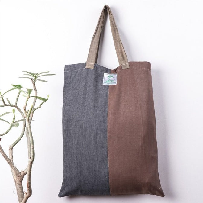Handcrafted Carry Bag by Green by Goonj